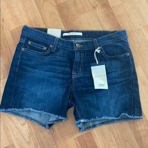 NWT Big Star Jean Shorts Sz 28